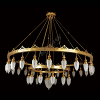 Custom Design Chandelier Models BS.2791-52-240