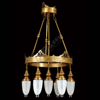 Custom Design Chandelier Models BS.2791-52-60