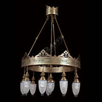 Custom Design Chandelier Models BS.2792-52-90
