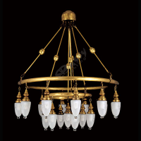 Custom Design Chandelier Models BS.2874-52-180