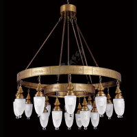 Custom Design Chandelier Models BS.2875-52-120