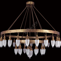 Custom Design Chandelier Models BS.2875-52-240