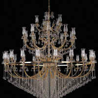 Custom Design Chandelier Models BS.0158-58-35F